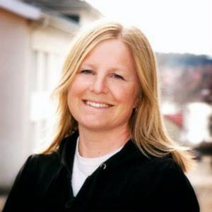 Timbears vd Eva Stjernström gläds åt att deras skogsmaskin ska testas i Frankrike.