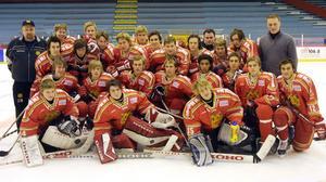Mora IK:s junorlag var ett av favoriterna i FM Matson Cup 2004 med bland annat Martin Gudmundsson i laget.