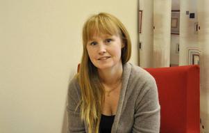 Susanne Hansson (S), vice ordförande i kommunstyrelsen.
