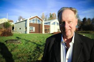 Mäklare gör Rolf Sundström gör snart sin största husaffär.