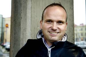 Lars Persson Skandevall, vd för Bron Innovation.