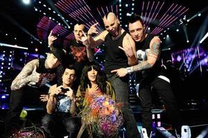 Loreen och Dead By April gick vidare till finalen i Globen.
