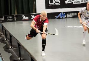 Anna Wijk gjorde fyra poäng i matchen mot Rönnby.