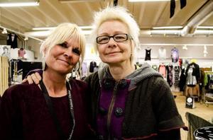Tillsammans med Camilla Proos har Solveig Sefastsson gett nytt liv till den gamla outletlokalen. Där ryms Camilla och hennes provkollektioner, Solveig och hennes omsömnader och Annette Nilssons klädda möbler.