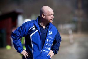 Enligt vad Sporten erfar är det Roger Dannberg som blir Friska Viljors nye tränare?Foto: GUNNAR STATTIN/ARKIV