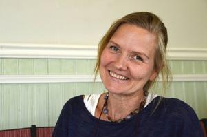 – Det har varit jättekul att jobba med en så engagerad grupp, säger Maria Petters, kursledare.