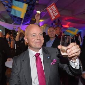 """""""Som andre vice talman kommer vi att se Björn Söder representera Sverige i flera officiella sammanhang. Vad sänder det för signaler till andra länder? Denne representant som uttalat sig så olämpligt och förnedrande om invandrare, islam med mera blir alltså ett av Sveriges ansikten utåt"""", skriver skribenten."""