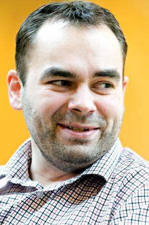 Regionchef Per-Johan Alzén hoppas kunna anställa ytterligare 20 personer.