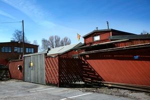 Örebroklubbens lokal på Holmen i Örebro.