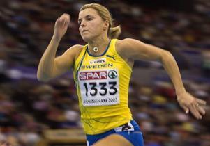Sliten. I finalen på 60 meter Slätt lyckades inte sanna Kallur upprepa sina starka lopp från i lördags och fick nöja sig med en sjundeplats. Men i sommar väntar gyllene tider i Golden Leauge.