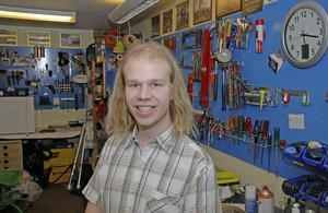 Fredrik Löfgren får stipendium på 150 000 kronor.