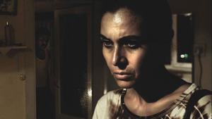 """Hatice Aslan spelar Hacer i """"De tre aporna"""". Foto: Novemberfilm"""