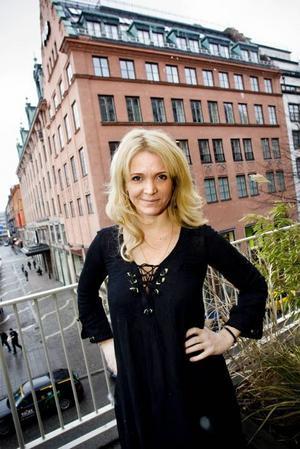TV4 Plus blir ny hemvist för Kattis Ahlström.