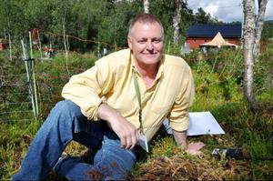 En av arrangörerna, Per-Åke Näsvall, var nöjd över mässan.