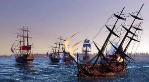 """Sjöslag är nyheten i """"Total war""""."""