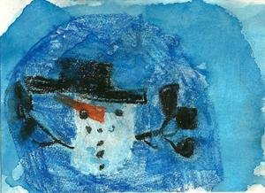 Elias Olofsson, 7 år, Krokom.