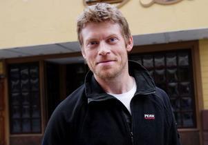 Christer Ström, Undersåker.– Nej, jag jagar inte så jag slipper ta ledigt. Jag jobbar som lärare och det är nästan inga kollegor som tar semester för att jaga.