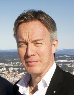 Kommundirektör Stefan Söderlund vill inte närmare gå in på vad som låg bakom polisanmälan.
