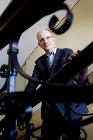 Frank Stoor, chef på barn- och ungdomsförvaltningen.