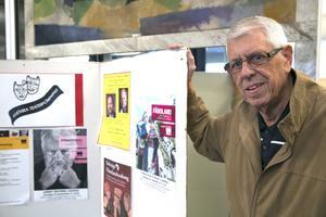 27 oktober. Det tog tid men slutligen riktades strålkastarna mot mångårige jazz- och teatervännen Sören Engström, 78, som tilldelades Ludvika kommuns kulturpris 2016. Ur motiveringen