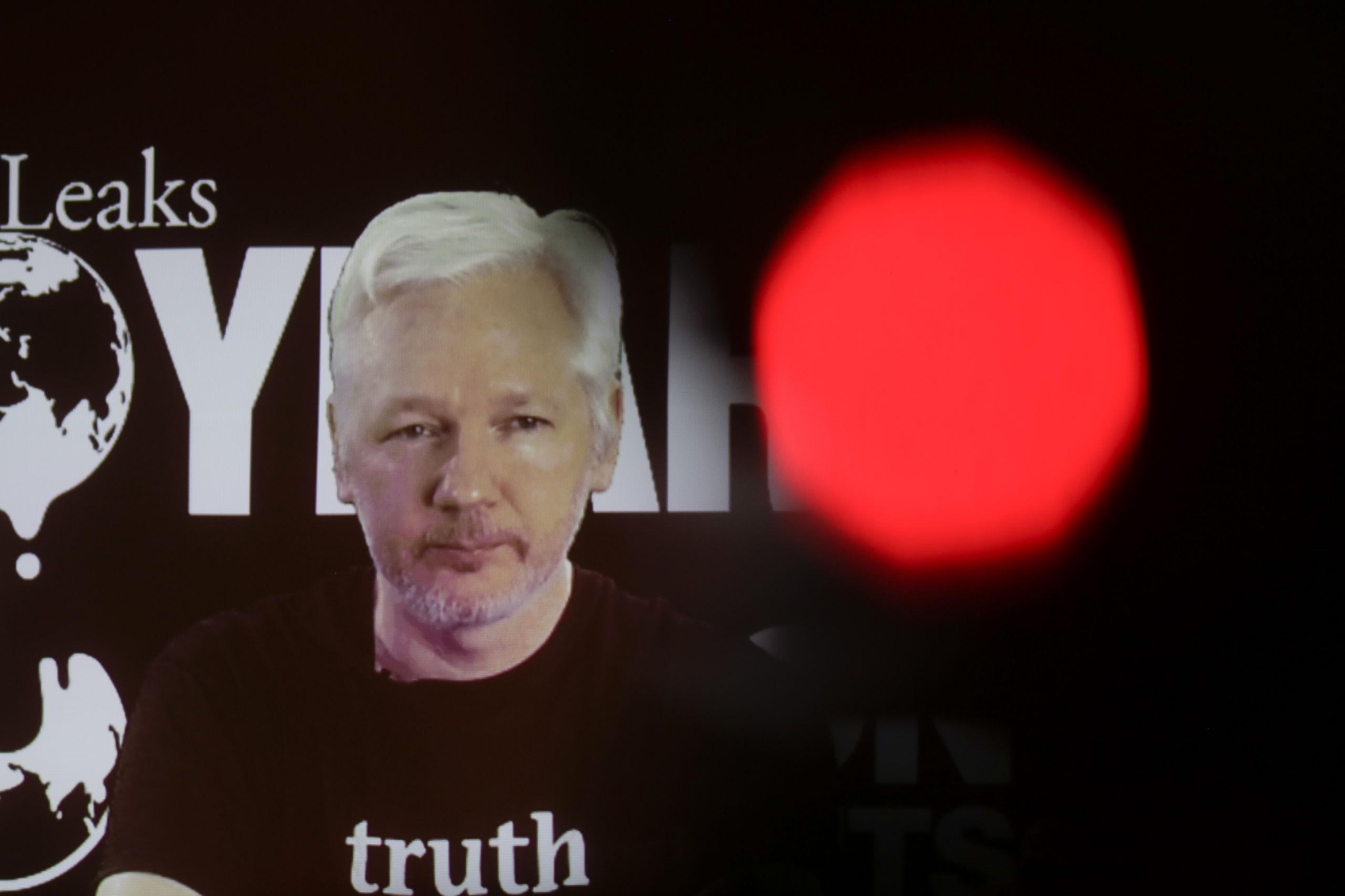 Wikileaks avslojar hemliga dokument