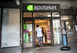 Åke Durre undrar varför kristdemokratin med handlar om apoteken än kyrkan.