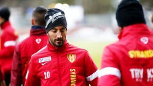 George Makdessi – nu i Syrianska FC.