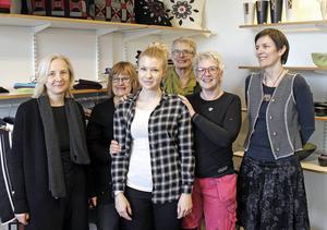 Åsa Westman, Kajsa Gustavsson, Sonja Öhman, Hanna Enander, Berit Norrbelius-Lindberg och Maria Forsling Jenke är några av konsthantverkarna som öppnar butik på Söder.
