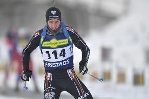 Tio Söderhielm, Östersund, trea i distans.