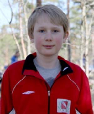 Isak Söderström, Sala OK. Foto: Mikael Stenkvist