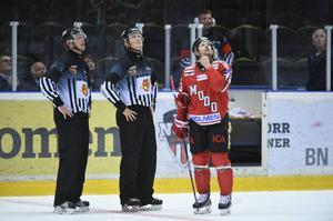 Mittmedia hockeykrönikör Per Hägglund vill se att SHL-domare kommer ned till hockeyallsvenskan för att vara mentorer åt sina mindre rutinerade kollegor.
