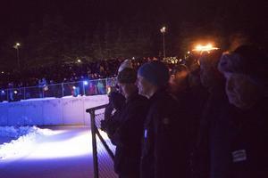 Publikleden var täta, så det råder ingen tvekan om att satsningen med SM-rally på Östersunds skidstadion var en succé, även om den slutgiltiga publiksiffran inte var färdigräknad under fredagkvällen.