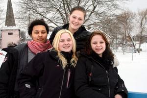 Lördag 13 februari öppnar fyra gymnasietjejer en ny ungdomsgård i Hallsberg. Alla i åldrarna 13-15 år är välkomna hälsar Amanda Fridman, Johanna Palosaari Reistadmo, Malin Lundbohm och Emelie Vannestål.