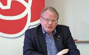 En markering mot arbetarklassen, säger Peter Hultqvist (S). Foto: Johnny Fredborg