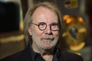 Benny Andersson hyllas av Sandvikens Symfoniorkester och Forsbacka Kammarkör.