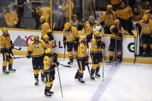 Ett deppigt Nashville  hade kunnat få en helt annan start på Stanley Cup-finalen.