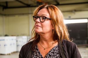 Regissör för Ett bloss i Natten som ska spelas i Hiablokalerna i Hudiksvall är Cecilia Olsson.