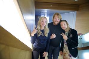 Amanda Winberg, Martin Almgren och Simon Zion har varit de starkast lysande stjärnorna under