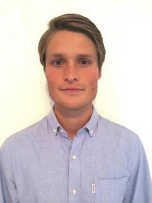 William Grenholm har undersökt sponsornätverket Beyond skiing.