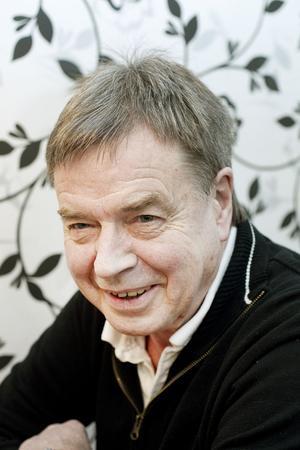Lennart Larsson, 64 år i dag.