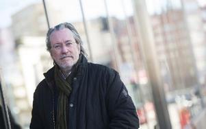 Niklas Rådström, författare och konstnärlig professor i berättande. Foto: FREDRIK SANDBERG / SCANPIX