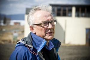 Staffan Östman har varit med under alla de år saneringen av Marieberg pågått.