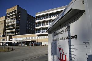 Sjukhuset i Köping. Foto: Kenneth Eneroth.