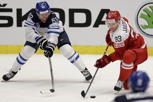 Topi Jaakola i finska landslaget.