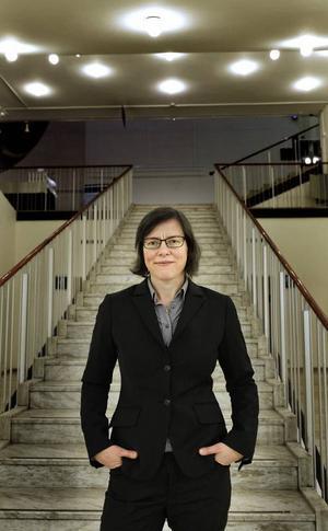 Författaren Lena Andersson.