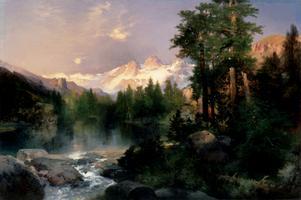 Thomas Morans målning