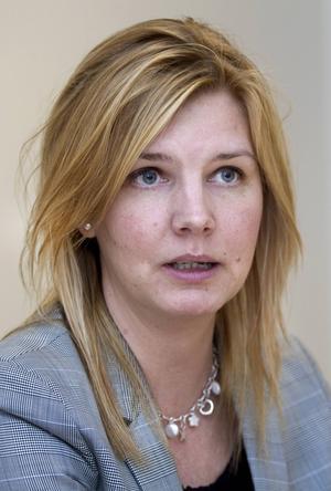 Lotta Pettersson, regionchef för Svenskt Näringsliv, ser inga frågetecken kring det statistiska underlaget.
