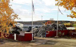 Sex män döms för stölden mot Stena Recycling.