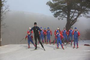 Anders Södergren var på plats under skidpremiären.