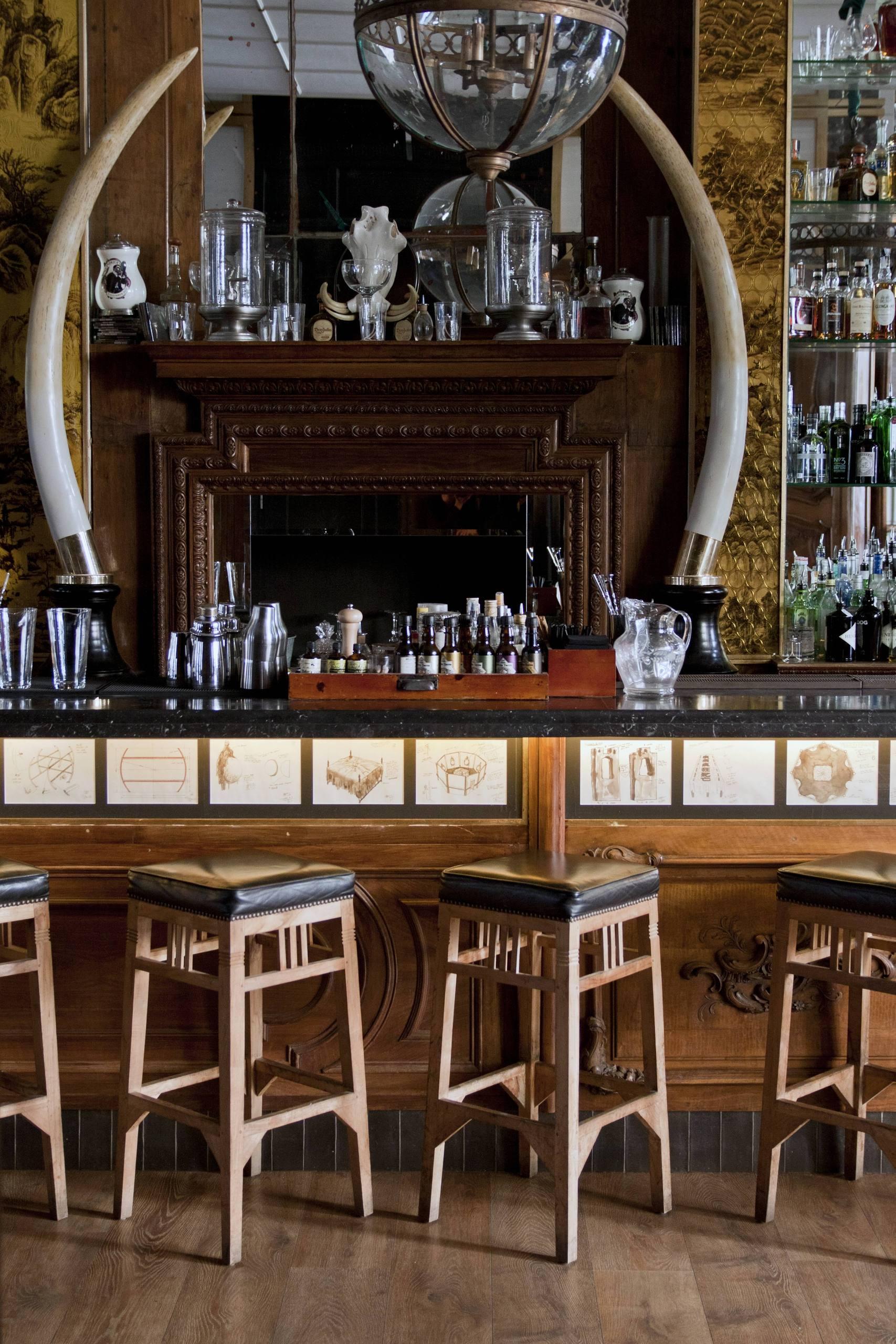 7 bästa barer att koppla upp NYC